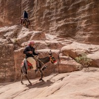 Little Petra, and the Bedouin of Jordan