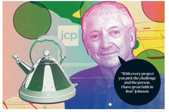 Will Michael Graves design a controversial tea kettle for JCPenney?