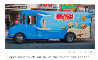 The food truck idea shows that an MFA may be the new MBA