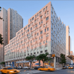 NYC's Mercedes House