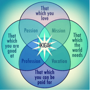 Your Ikigai is the life you were born to live. Basically it's the life of your dreams from The Ikigai Mastermind