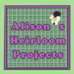 Alison's Heirloom Projects logo from an entrepreneurial journey