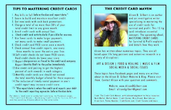 credit cards mastery tips