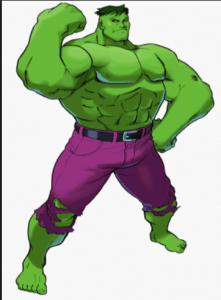 one of our green heroes