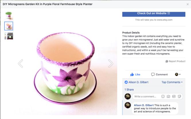 teacup microgreens