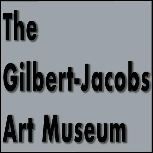 The Gilbert-Jacobs Art Museum logo