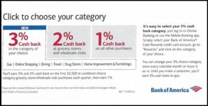 credit card sign up incentives