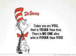 quote from Dr Seuss