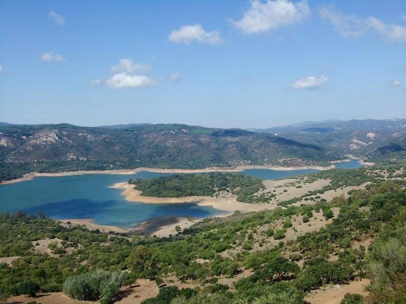 Guadarranque Reservoir