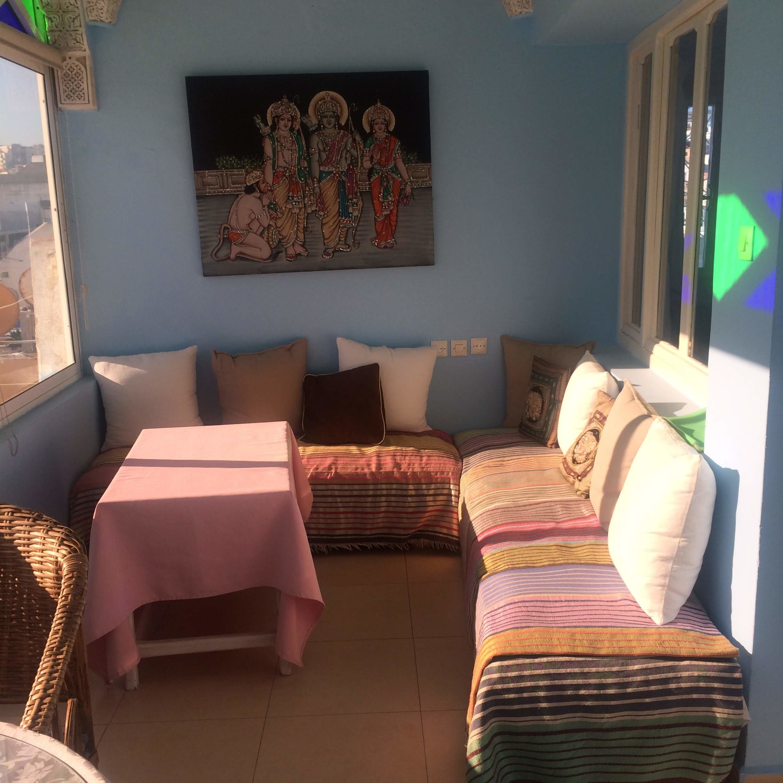 Dar Jameel Breakfast Room