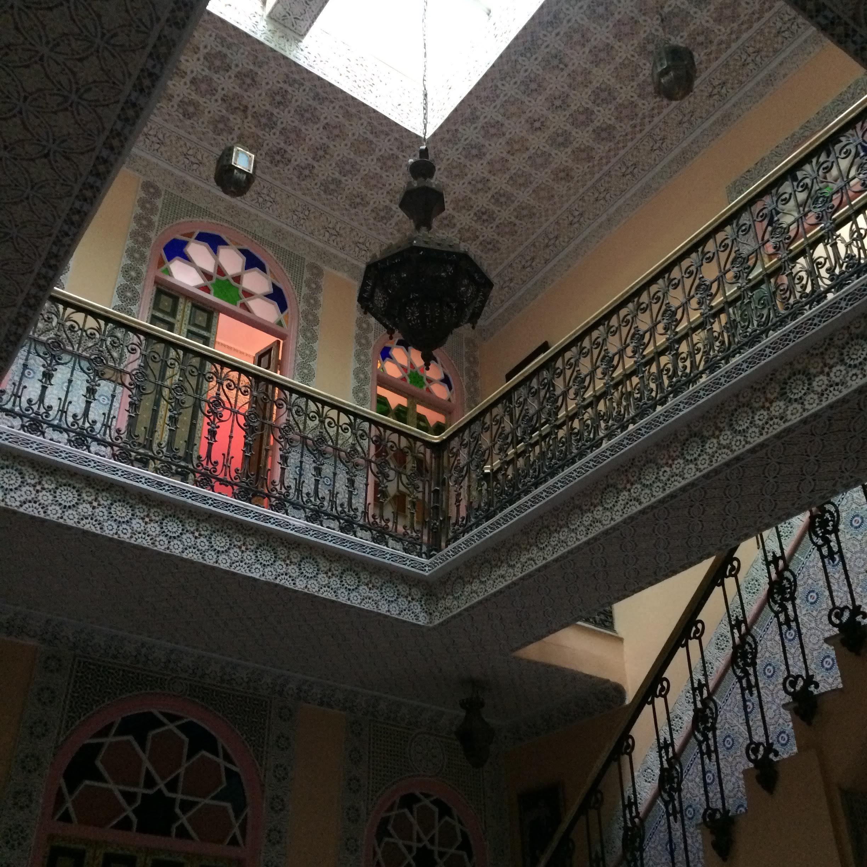 Dar Jameel Interior