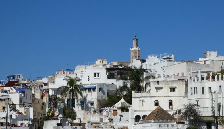 View of Tangier Medina