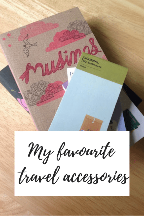 My favourite travel accessories