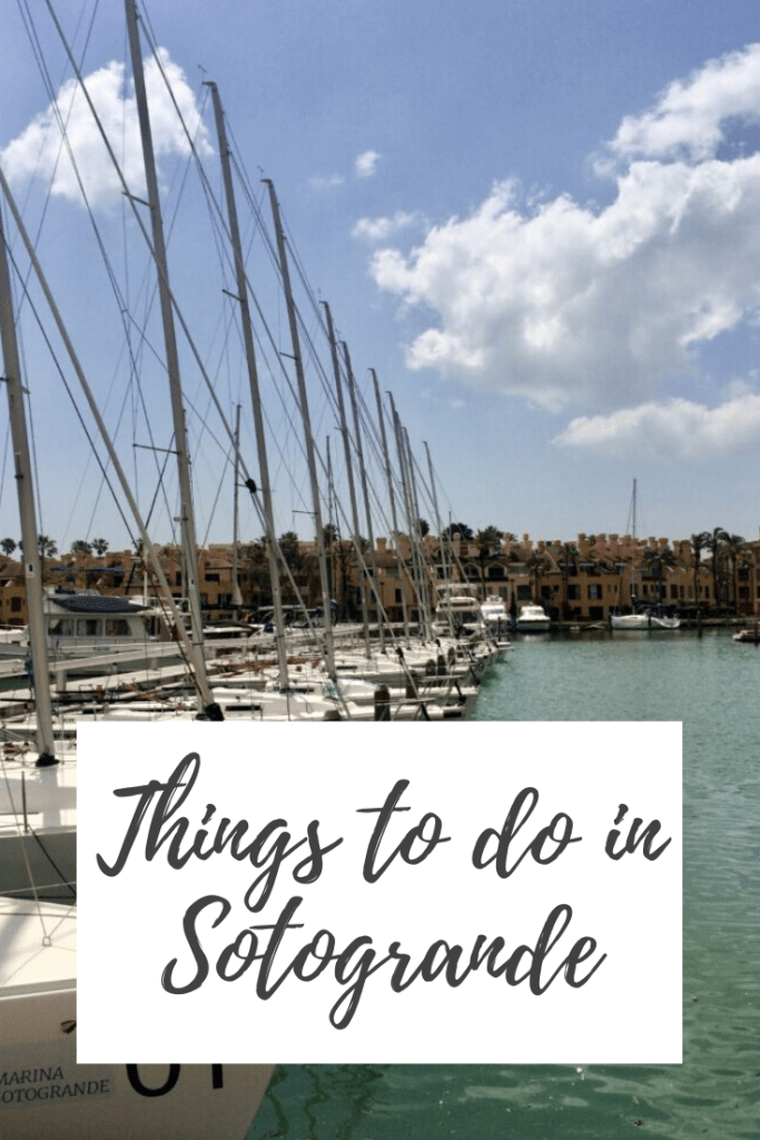 Things to do in Sotogrande