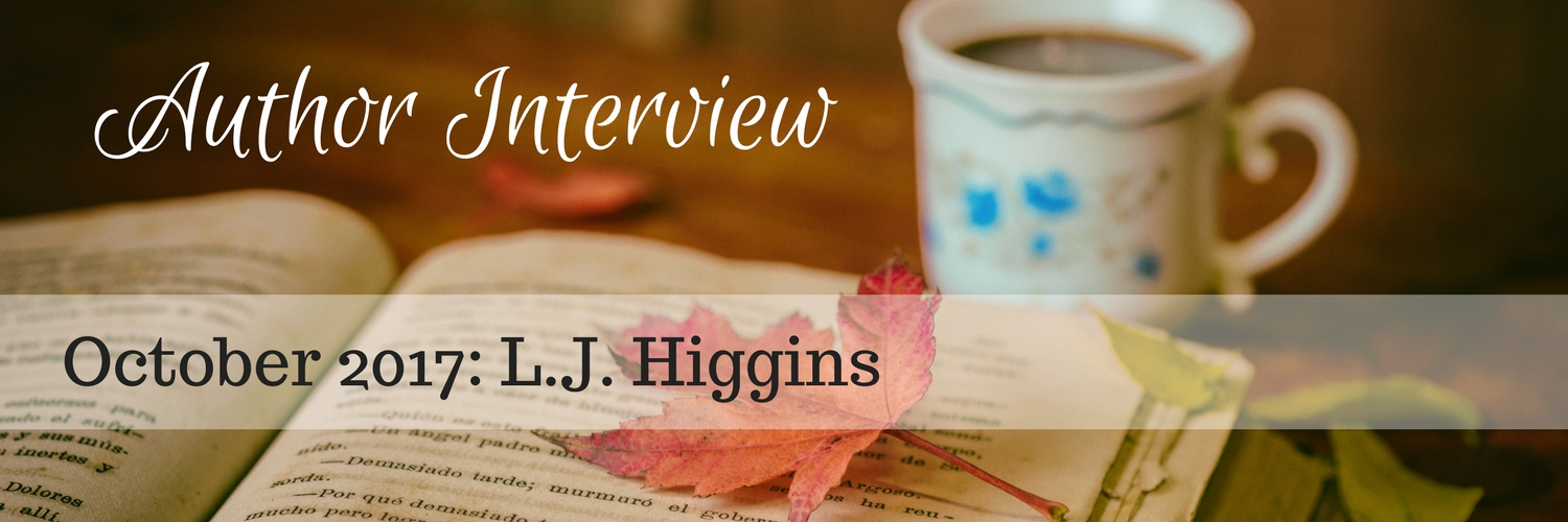 Author Interview: L.J. Higgins