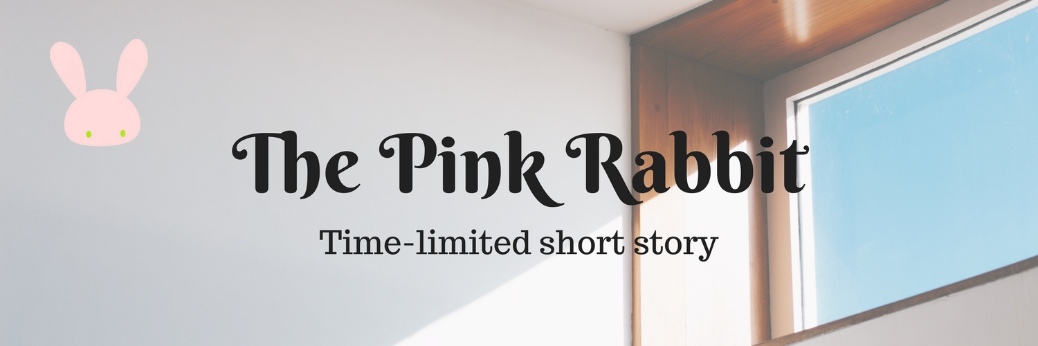 The Pink Rabbit (Time Limited Short Story)