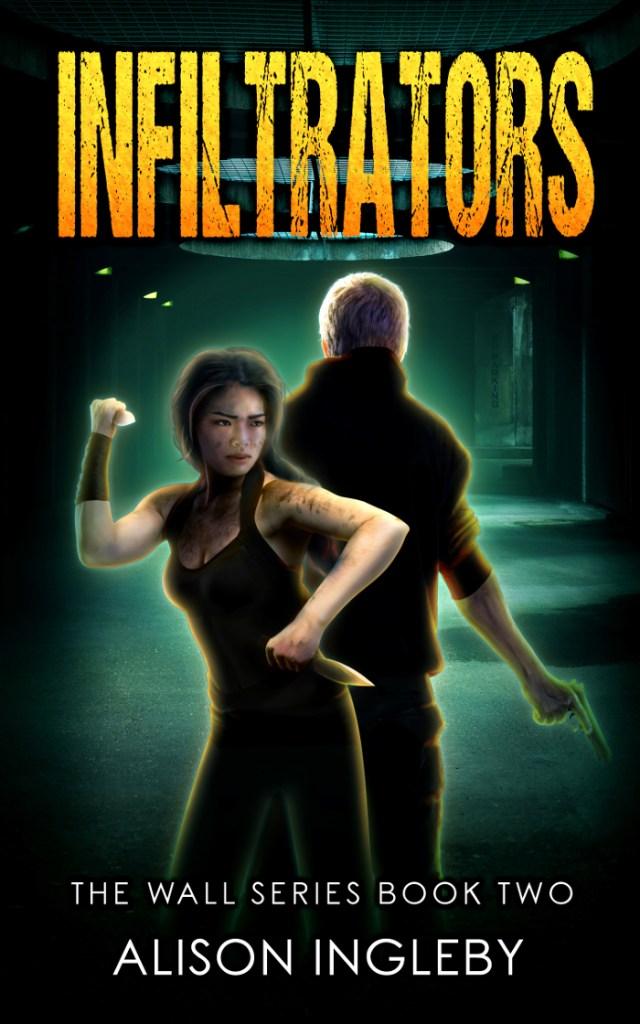 Infiltrators eBook cover