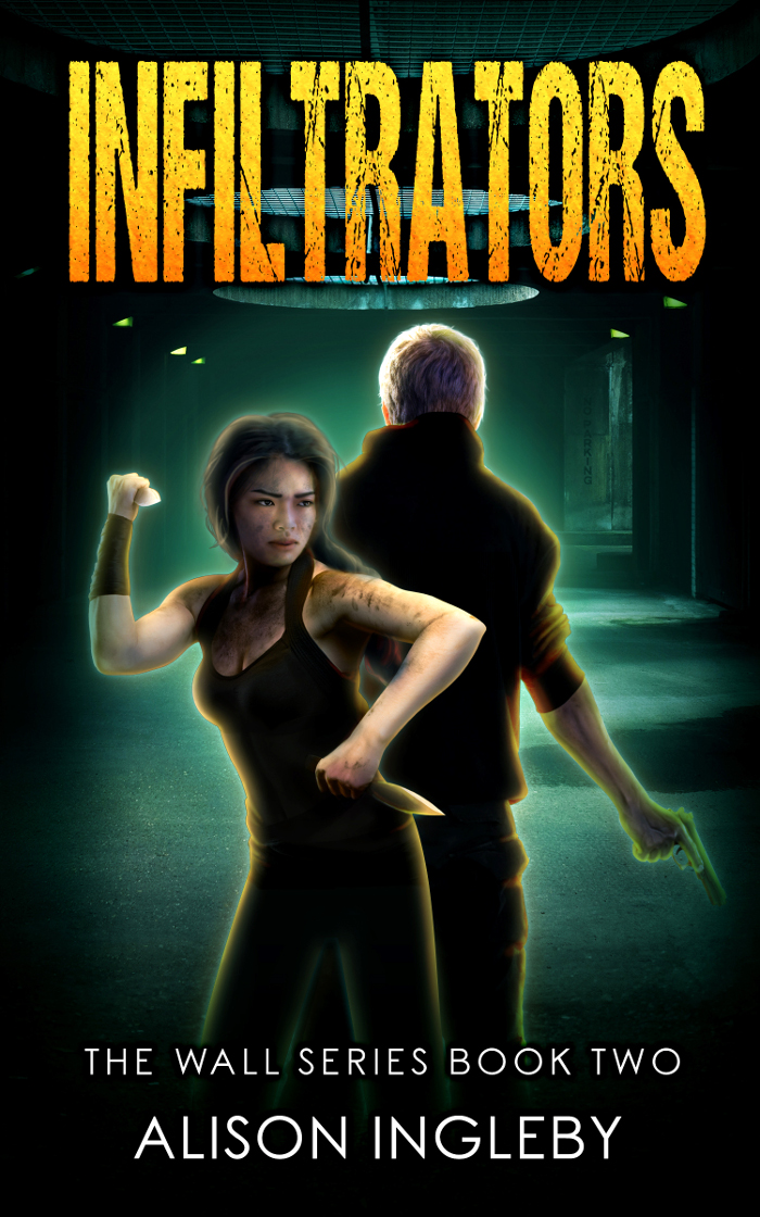 Infiltrators eBook cover