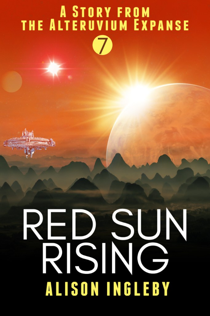 Red Sun Rising cover