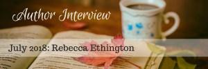 Author Interview: Rebecca Ethington