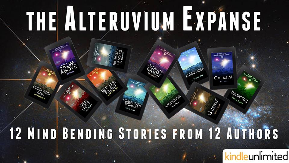 Welcome to the Alteruvium Expanse…