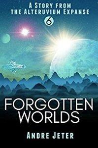 Forgotten Worlds cover