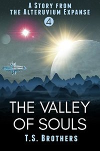 The Valley of Souls cover