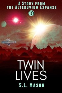 Twin Lives cover