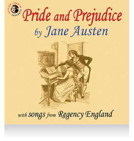 Pride and Prejudice Audiobook and Download