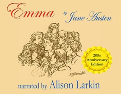 Jane Austen audiobook
