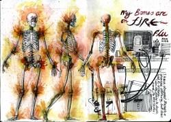 bonesonfire
