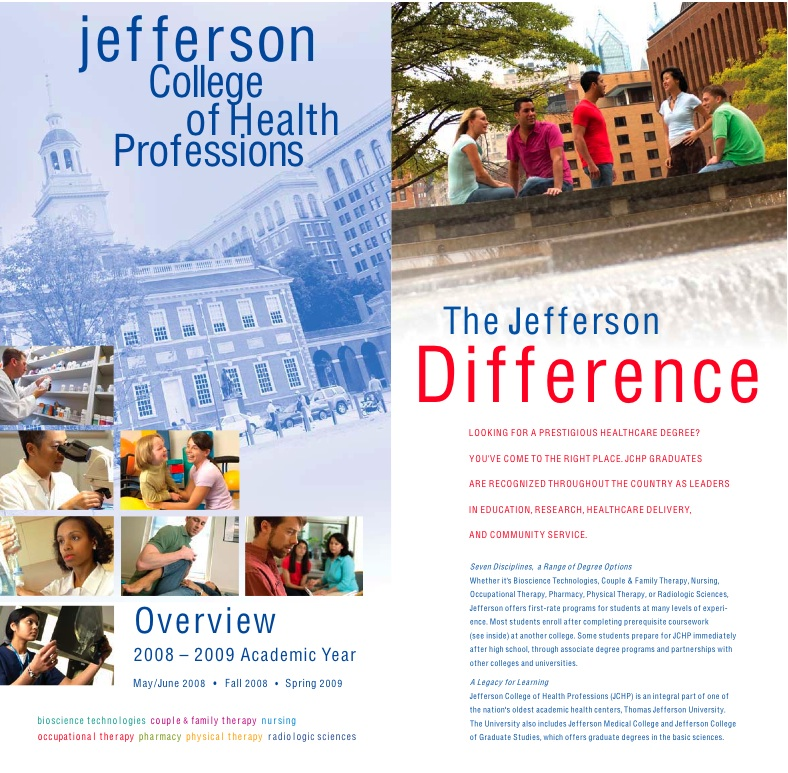 JCHP viewbook cover