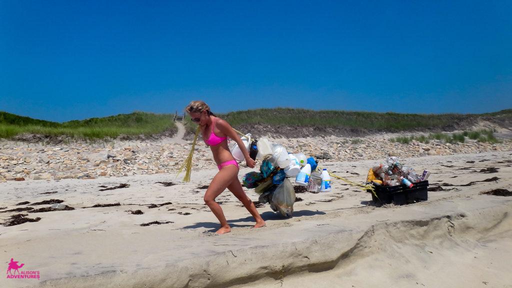 AlisonsAdventures_Beach cleanup DSC01045