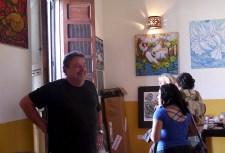 Kreso Cavlovic 2015 Artist Studio Tour