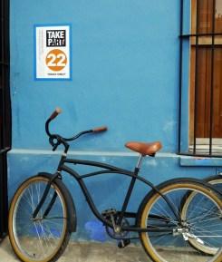 Bike, walk, Uber, taxi...