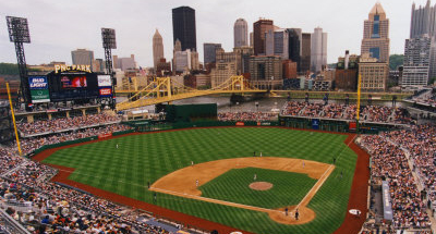 I Want More played at PNC Park