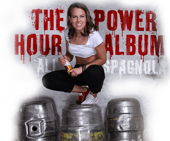 Ali Spagnola | Power hour