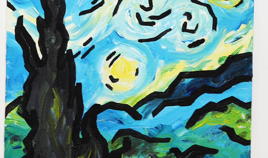 Starry Night No. 2