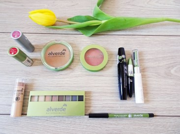 Alverde vegan make up