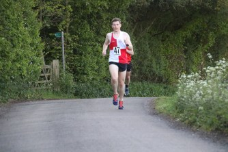 Mile 4.2 - Herts County AAA 5 Mile Road Championship