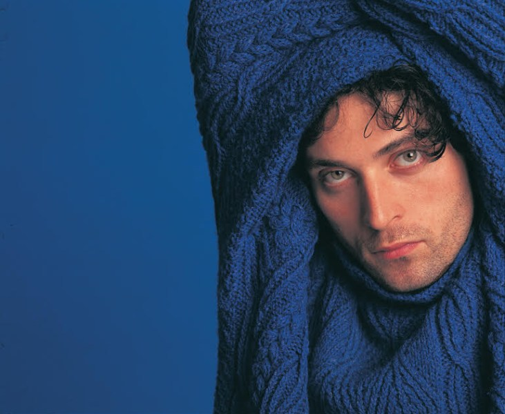 Rufus Sewell by Alistair Morrison