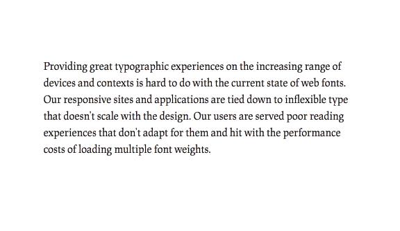 Un paragrafo impostato nella versione display di JAF Lapture, che mostra come la versione testo si legga meglio.