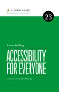 Copertina di Accessibility for Everyone