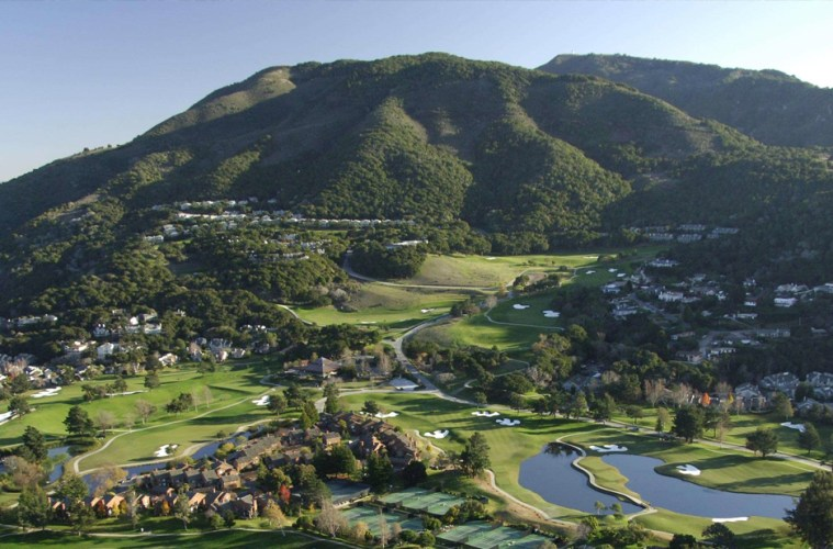 Carmel Valley Ranch Hotel