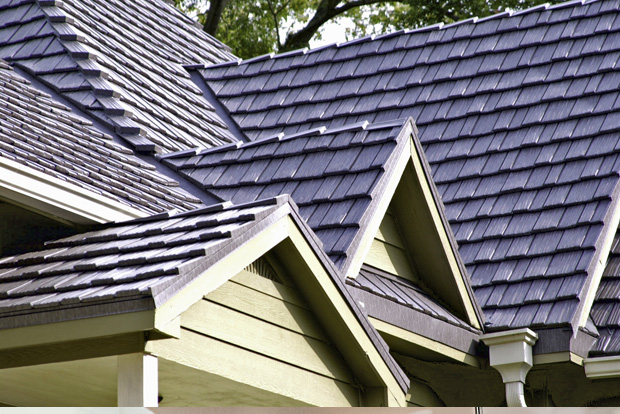 Country Manor Shake Classic Metal Roofing