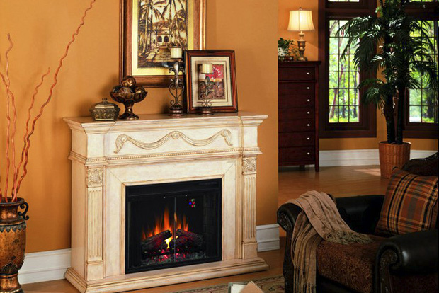 Getting Your Home Ready for Winter: the Electric Fireplace ...