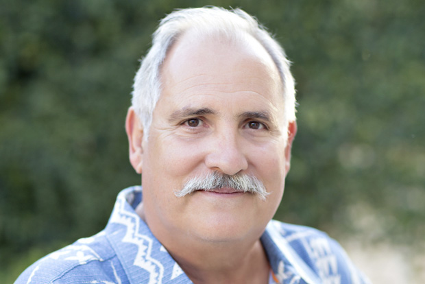 Dave Del Dotto, founder of the famed Del Dotto Vineyards out of Napa Valley