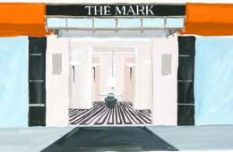 The Mark Hotel header