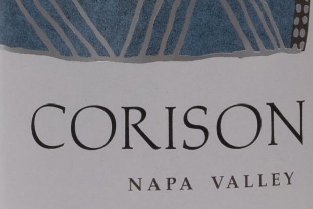 Corison Napa Valley bottle shot