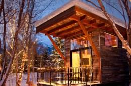 Fireside Resort header